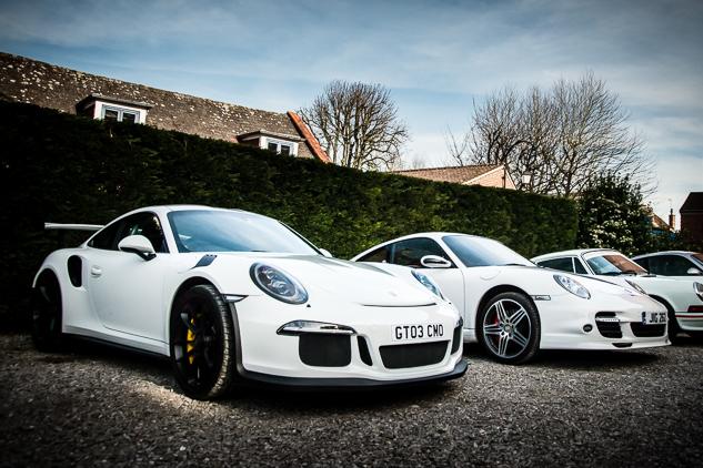 Pre Spring Break 2017 Normandy Beaches Porsche Club