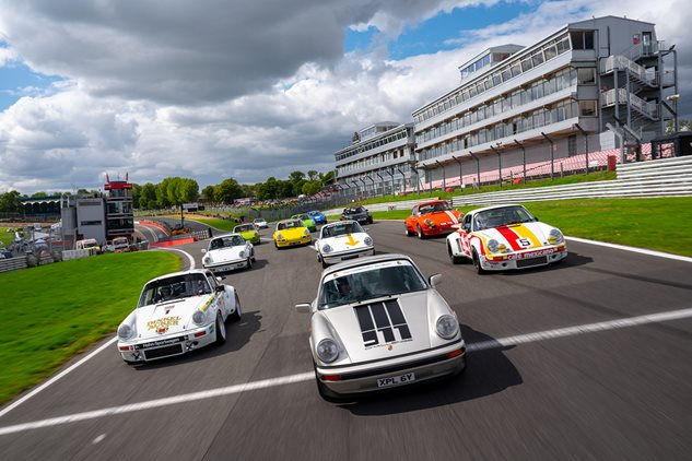 Porsche Club partners with MSVR