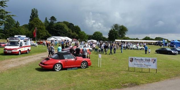 R7 Yorkshire Porsche Festival | Porsche Club Great Britain