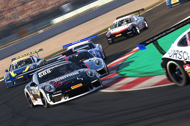 Season two of sim racing gets underway