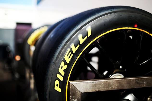 Our next evening with Pirelli