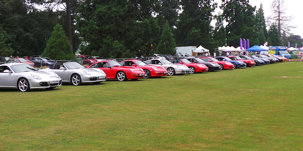 Kimbolton Country Fayre and Classic Car show
