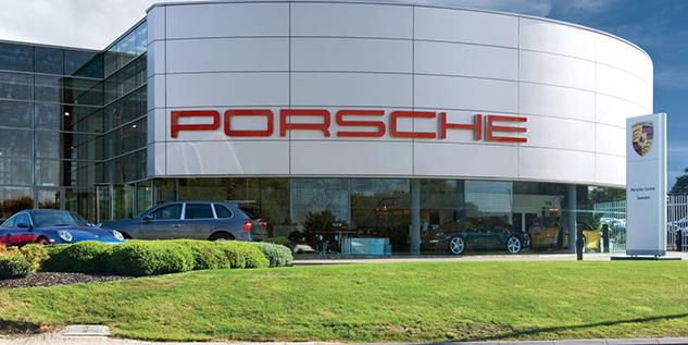 Porsche Centre Swindon Open Morning Porsche Club Great