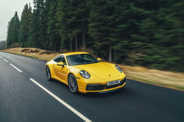 Porsche 911 crowned Sunday Times Car of the Year
