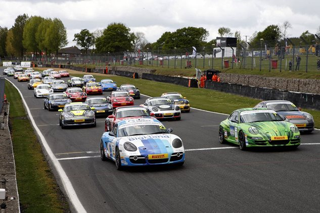 Brands Hatch Hosts Biggest Race Weekend of the Year