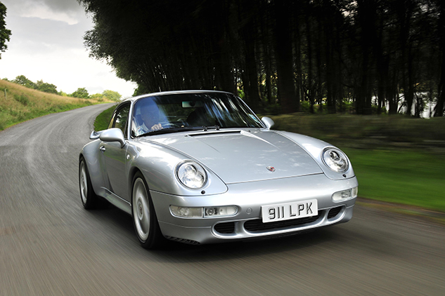 Porsche 911 (993) Buyers Guide | Porsche Club Great Britain