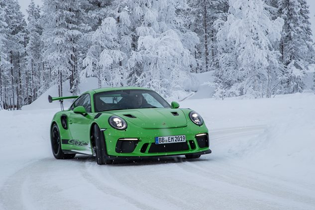 Merry Christmas from Porsche Club GB