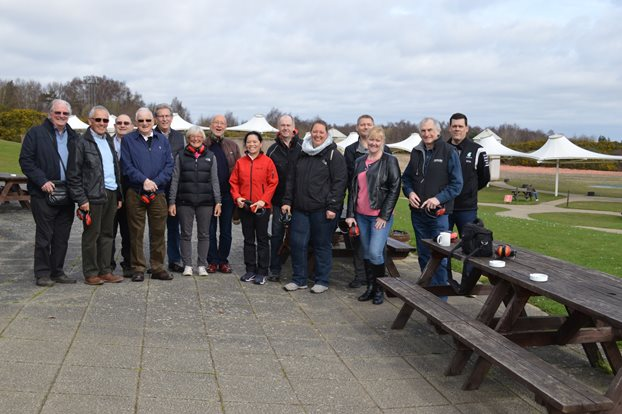 R29 2017-03-19 Clay Pigeon Shooting & Pub Lunch