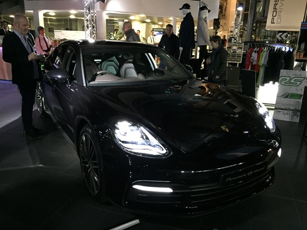 Panamera Launch Night November 2016