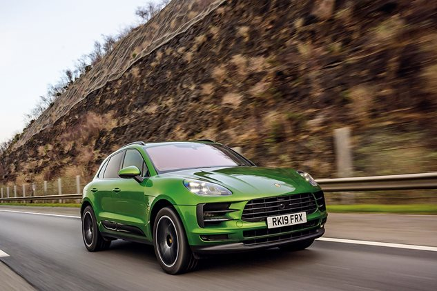 All bases covered with the Porsche Macan S
