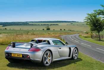 Celebrating 20 years of the Carrera GT