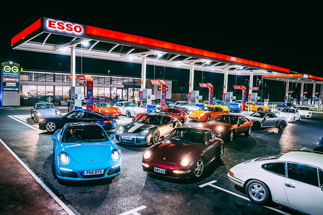 Power Your Porsche with Esso Card™ This Summer