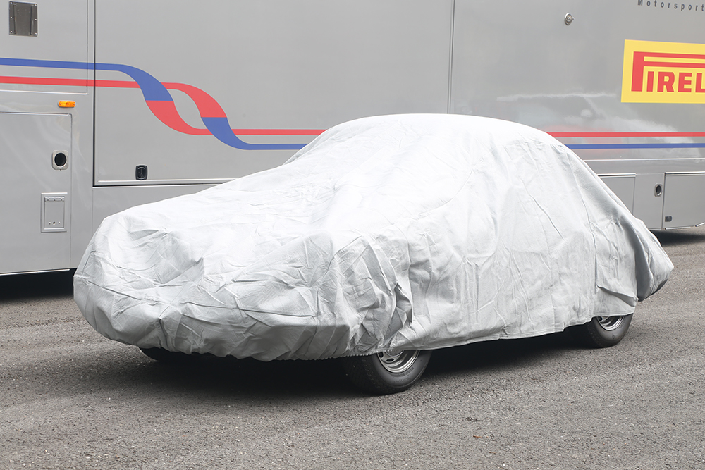 Hamilton Classic Moltex Outdoor Car Cover