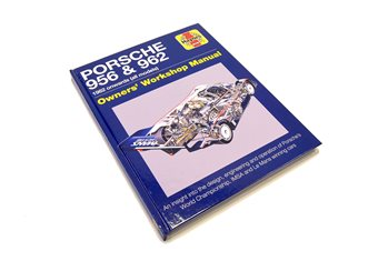 Porsche 956 & 962 Owners' Workshop Manual