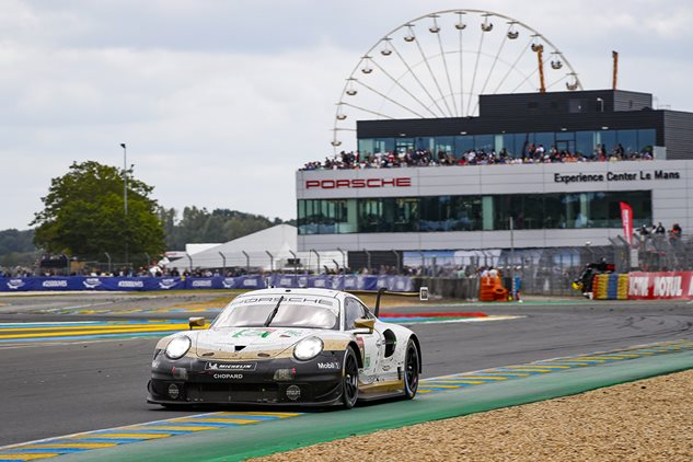 Spectator free Le Mans this September