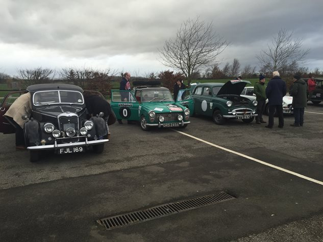 CCHMC at Croft January 2016