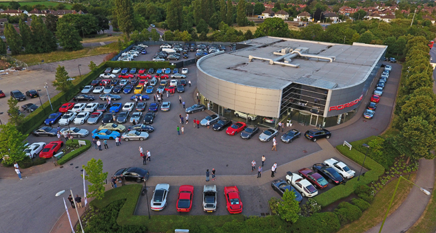 R21 Concours Evening  - 4th July