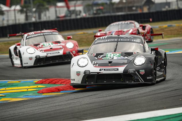 24 Hours of Le Mans postponed to August