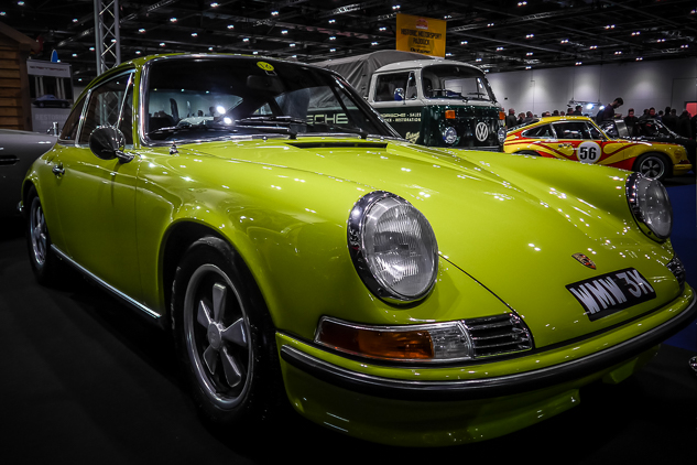 London Classic Car Show 2018 - Day 3