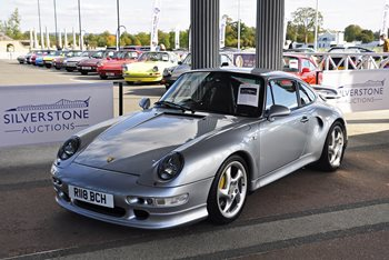 A Sale of Porsche with Silverstone Auctions