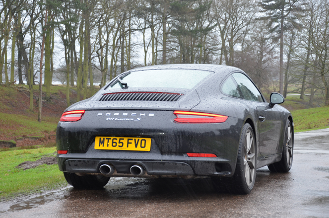 Face to Face with the New 991