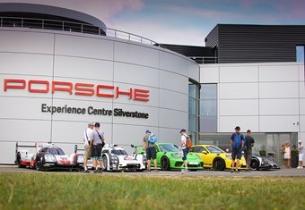 Porsche Driving Experience - Silverstone Classic