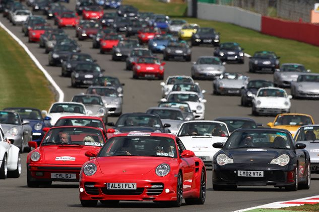 Watch Silverstone Classic's online anniversary party