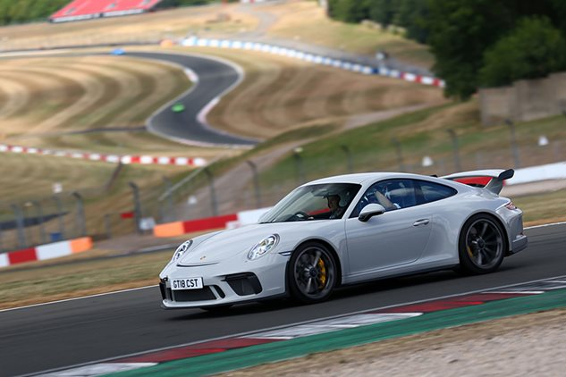 Upcoming Porsche Club GB Trackdays