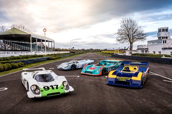 Apex Predator – 917 at 50: Part 1