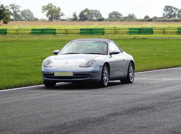 PCGB Track Day Croft Circuit September 2015