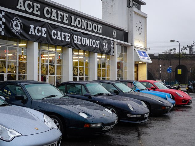 Ace Cafe August 2014