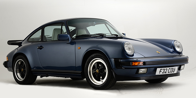 911 Carrera 3 2 Porsche Club Great Britain