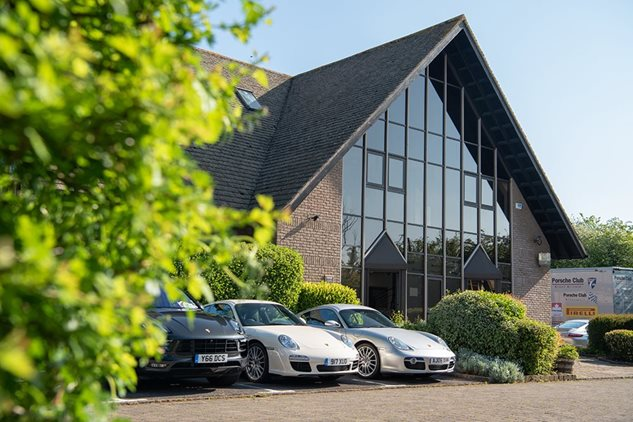 Porsche Club GB AGM Results