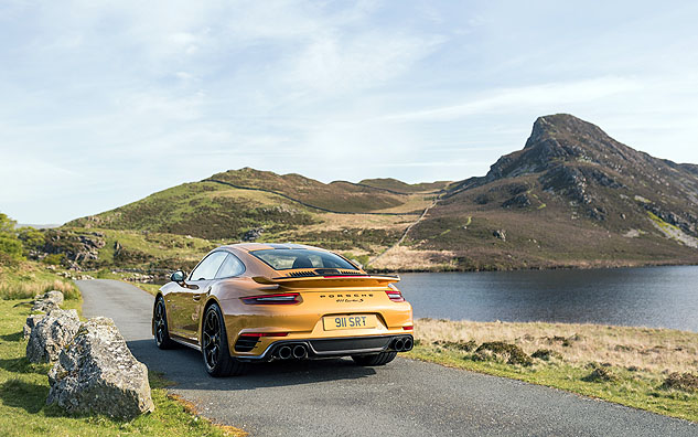 Turbo S ES Photo Shoot