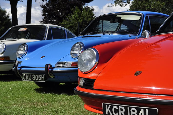 Silverstone Classic discounted tickets for members