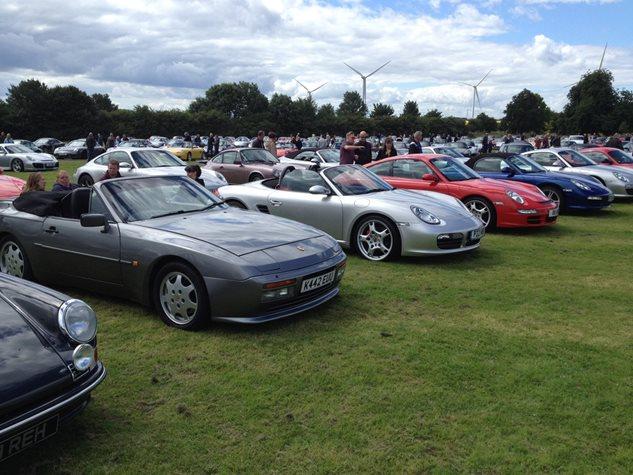 Yorkshire Porsche Festival | Porsche Club Great Britain
