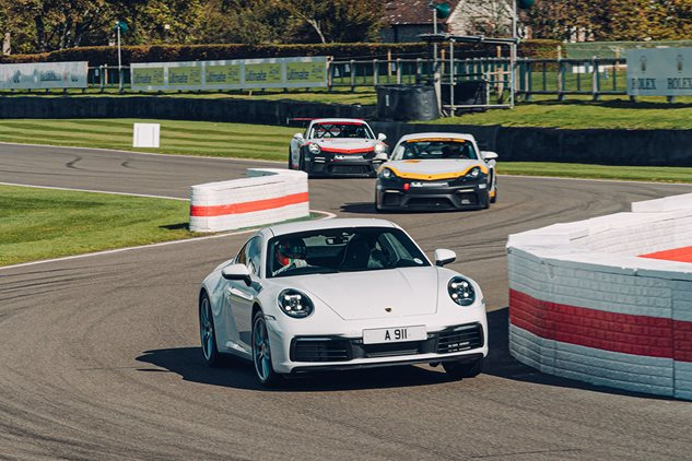 Porsche prepares for Goodwood Speedweek