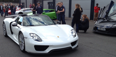 OPC Colchester Cars and Coffee September 2016 | Porsche Club Great