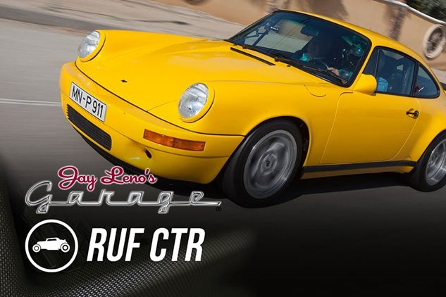 Three Generations of RUF - Jay Leno's Garage