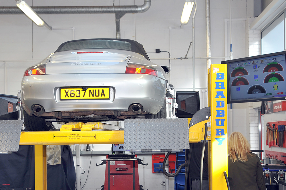 Car Clinic at Norwich City College