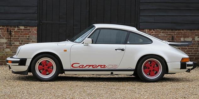 911 Carrera Club Sport Porsche Club Great Britain