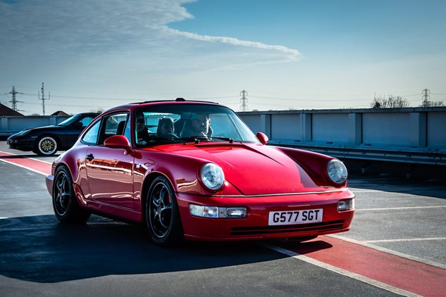 Cars & Coffee – Staines Upon Thames