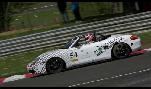 Porsche Club Motorsport slide show 2014