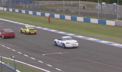 Fuel Protect Porsche Club Championship with Pirelli - Donington Park - Motors TV Live