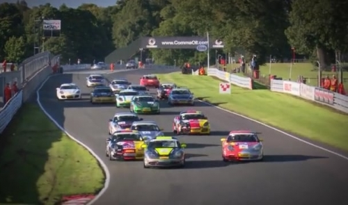 Taster of Round 6 of the Fuel Protect Porsche Club Championship with Pirelli from Oulton Park