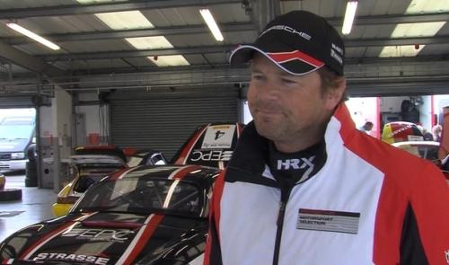 Round 2 - Sylatech Porsche Club Championship with Pirelli - Silverstone GP Circuit