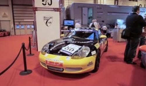 Porsche: Autosport International 2011, Porsche Club Stand