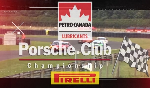 Petro-Canada Lubricants Porsche Club Championship with Pirelli - Brands Hatch taster