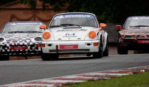 Porsche Club Motorsport season 2011