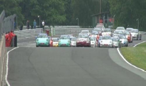 Last Lap Prog MotorsTV - Porsche Club Championship from Oulton Park - June 2012 - part 3